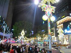 Singapore Christmas at Orchard Road