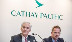 Cathay Pacific Airlines Rupert Hogg replace Ivan Chu as CEO