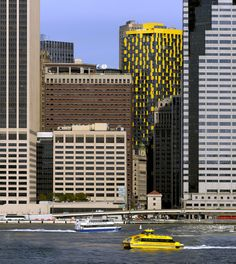 The Beav! Id Magazine, Beav, Glazed Brick, Lower Manhattan, Urban Planning, Architectural Digest, Beautiful Space, Travel Usa, New York City