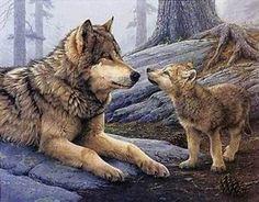 Wolf Brothers - 1/8 PUNTADITAS (pág. 178) | Aprender manualidades es facilisimo.com