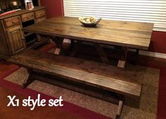 We Build Custom , Quality, And Rustic Farmhouse Style Wood Furniture And  Home Decor For Affordable Prices. We Are Located In The Cleburne , Tx Area  But We ...