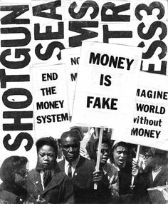 Issue #3 Money is Fake by Osa Atoe (2009)