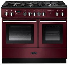 Rangemaster 100030 Professional Plus FX Wide Dual Fuel Range Cooker in Cranberry Uk Online Shopping Sites, Dual Fuel Range Cookers, Berry, Storage Drawers, New Homes, Kitchen Appliances, Single Piece, Terrace