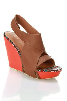 I don't even wear wedges. But they're that cute