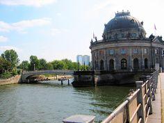 Isla de los museos, Berlin. Foto de Lucia Premuti