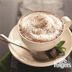 Chocolate Mint Cappuccino from Folgers®