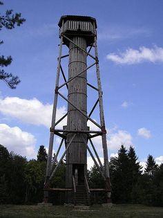 Emumäe viewing tower, Estonia
