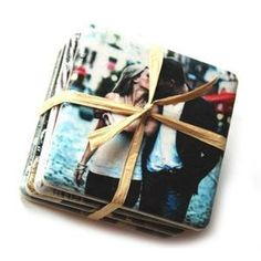 Custom coasters--more Instagram projects