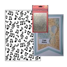 Craft Concept Embossing Folder cuttlebug sizzix machines-Stars Starry Night