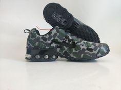 0b082bb3a12f Nike Air Shox Camouflage Green Black Mens Running Shoes Shox Sneakers NIKE -CIU011874