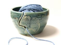 crocheted bowls | Yarn Bowl, knitting bowl, yarn holder, Crochet bowl