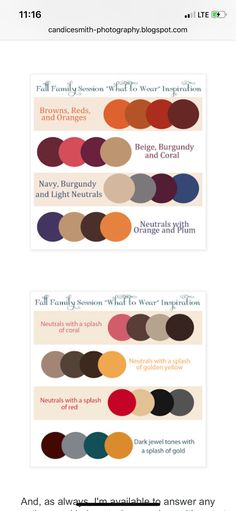 Love the navy burgundy and light neutrals