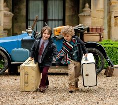 Exclusive preview: Monsoon childrenswear Autumn/Winter 2012 - Shopping - Junior