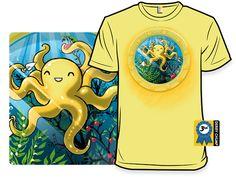 Cephalopod's Garden: Need this shirt!!