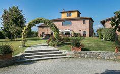 Entrance of Lepoldina #leopoldina #tuscany #tuscanyvilla #siena #chianti