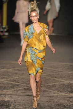 Vivienne Westwood Red Label RTW. Spring 2012