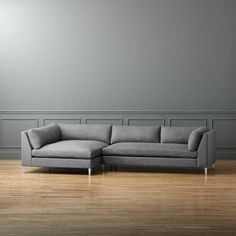 Get comfortable. In fresh colors and classic shades, our modern sectional sofas will breathe new life into any space. Shop the latest looks in sectional couches at CB2.