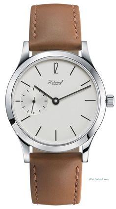 Habring2 - Felix. The first wristwatch featuring a movement from austrian origin.
