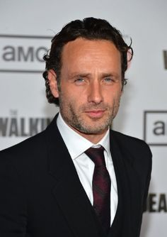 Andrew Lincoln at event of The Walking Dead (2010)