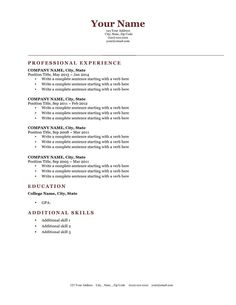 Chicago Dark Blue MS Word Free Downloadable Resume Template ...