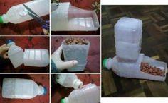 Tuto : Distributeur de croquettes fait maison