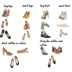 """""""shoes to flatter"""", Imogen Lamport, Wardrobe Therapy, Inside out Style blog, Bespoke Image, Image Consultant, Colour Analysis"""