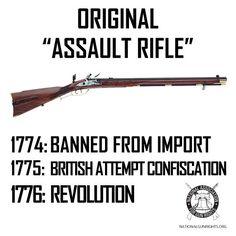 "The Original ""Assault Rifle"" | TheSurvivalPlaceBlog"