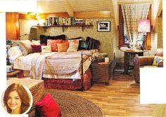 aria montgomery's bedroom pretty little liars - Google Search