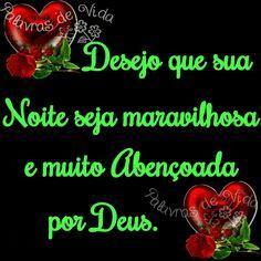www.uma boa noite pra voce.com   Uma linda Mensagem de Boa Noite, especialmente…