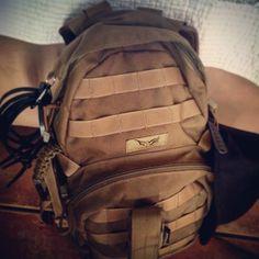 My go bag