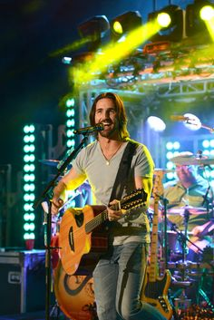 #1 - Pin a picture of a concert you'd love to see at AMT. *Jake Owen