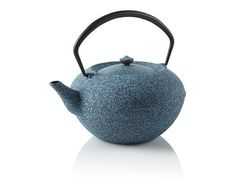 teavana teapot--love the cast iron tea kettles, but prefer the slighter flatter version in red.  This size I would drink the entire pot in one sitting!