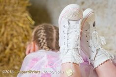 Wedding converse bridesmaids, comfy wedding feet for mini maids, customised wedding sneakers, happy feet. Wedding shoes, alternative, bridesmaid, children, pearls & lace
