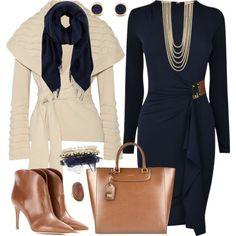 MICHAEL Michael Kors dresses, Temperley London cardigans and Gianvito Rossi ankle booties.