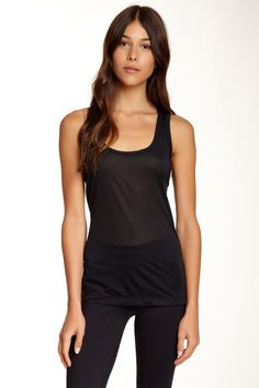 Mesh Tank by Z By Zella on @nordstrom_rack