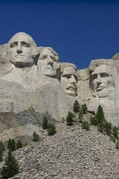 Mount Rushmore - inspiration and artisanship - grandiose and timely humility