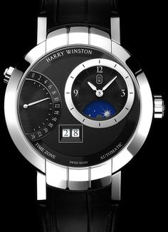 Chubster's choice : Men's Watches - Watches for Men ! - Coup de cœur du Chubster Montre pour homme ! - HARRY WINSTON