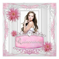 ==> reviews          Quinceanera 15th Birthday White Pink Silver Dahlia Personalized Invitation           Quinceanera 15th Birthday White Pink Silver Dahlia Personalized Invitation you will get best price offer lowest prices or diccount couponeHow to          Quinceanera 15th Birthday White...Cleck Hot Deals >>> http://www.zazzle.com/quinceanera_15th_birthday_white_pink_silver_dahlia_invitation-161917541375236381?rf=238627982471231924&zbar=1&tc=terrest