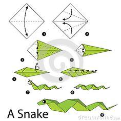 Instrucciones paso a paso cómo hacer papiroflexia un ratón