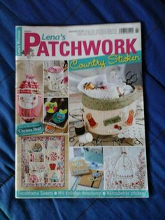 Patchwork country  stitching