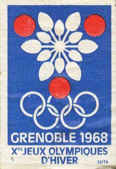 JO Grenoble 68