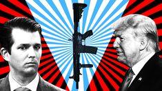 Don Jr. Advises President Trump After School Shooting: Don't Go Wobbly on Guns