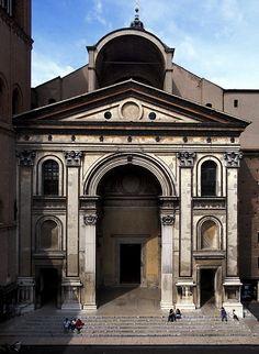 Basilica of Sant'Andrea | Mantua | Leon Battista Alberti | 1472-1600