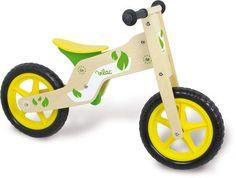 Vilac Natural Wooden Balance Bike #oliverthomas #balancebike #vilac #vilactoys #kids #kidsbike #bike