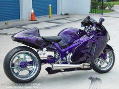 Single Side Swingarm   Brocks Pipe   Suzuki Hayabusa GSX1300R   http://www.PashnitBusa.com    #pashnit #hayabusa