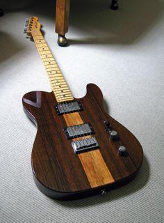 Tab Benoit Plays His 1972 Fender Telecaster Thinline ...   Tab Benoit Telecaster