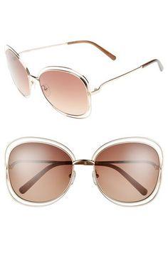chloe marcie knockoff - Chloe Carlina Sunglasses | LOOKBOOK LOVE | Pinterest | Chloe and ...