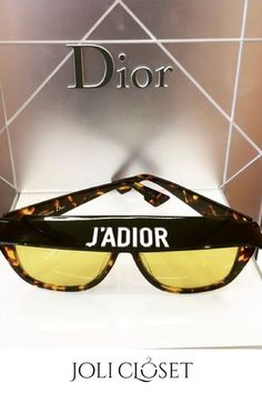 7b02b87295 Best of Joli Closet · Step out in the sun as you sport the ever-classy  Christian Dior Jadior club