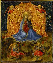 40-08-03/52 Fra Angelico (Beato Angelico). Madonna dell'umilta ...
