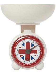 Salter Best of British orb scale